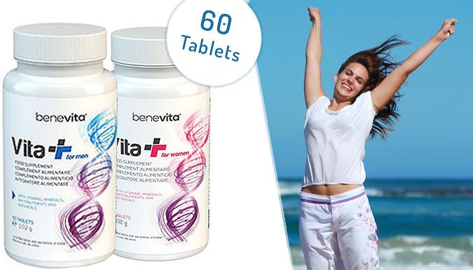 Vita+ Multivitamins - For Men or Women