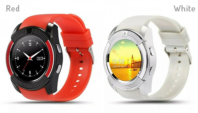 V8 Smart Sports Watch - 7 Colours