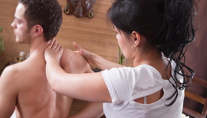 DDDeals - Upper Body Massage Course