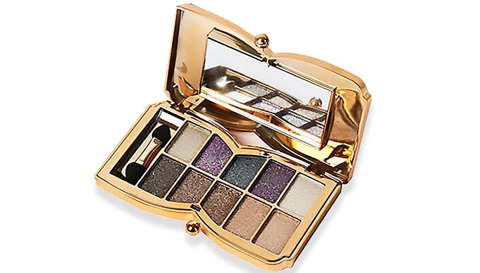 10 Shade Butterfly Eyeshadow Palette