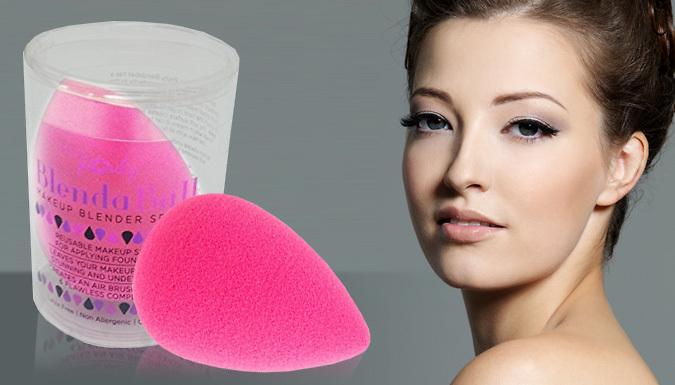 DDDeals - Miss Pouty Blendaball Makeup Sponge - 1 or 2
