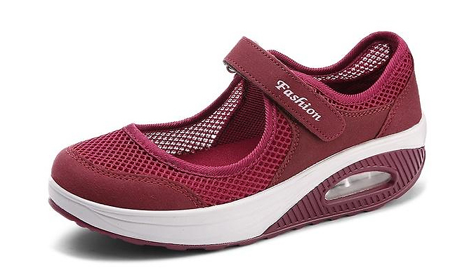 Anti-Skid Mesh Shoes – 4 Colours and 8 Sizes (£14.99)