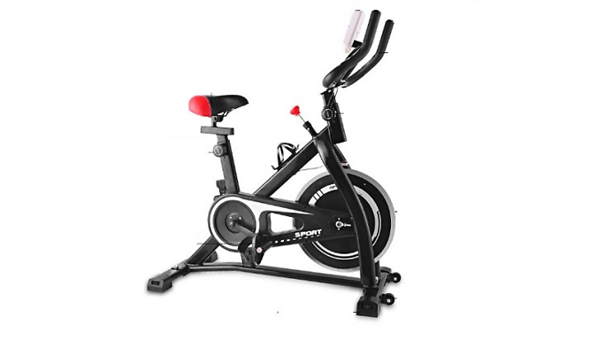 Hurricane X1 Exercise Bike With LCD Display