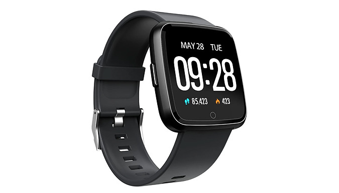 Y7 Fitness Smart Watch - 3 Colours
