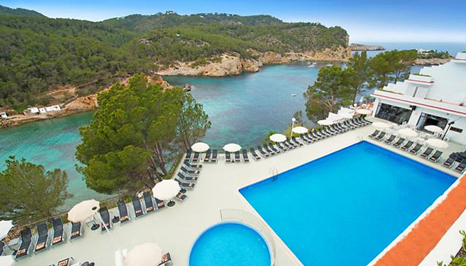 5-10 Night 4* Half-Board Hotel Stay With Flights from Travelodeal Limited