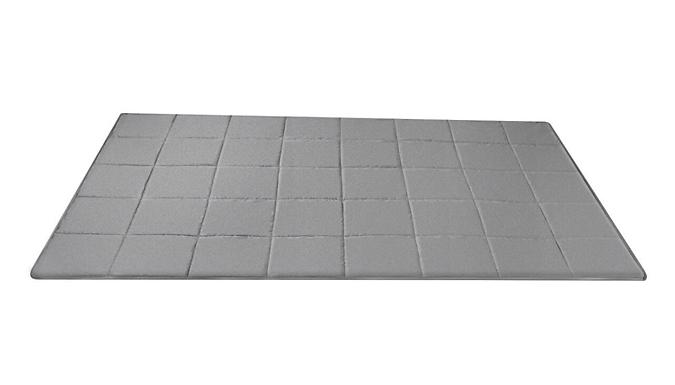 Grey Luxury Weighted Gravity Blanket - 3 Sizes