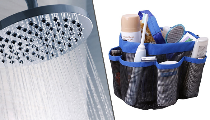 Mesh Shower Caddy Organiser