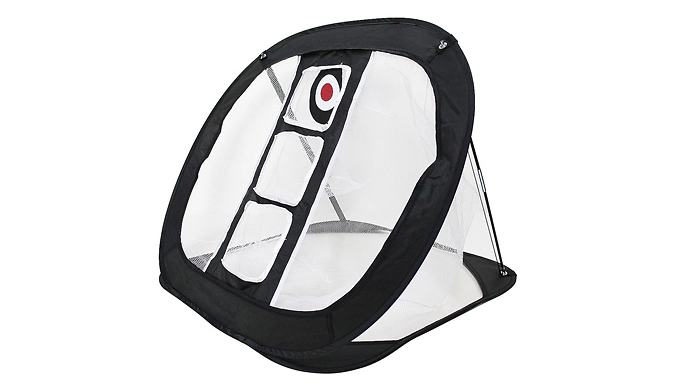 Hole-in-One Pop Up Golf Practice Net from EClife-Style