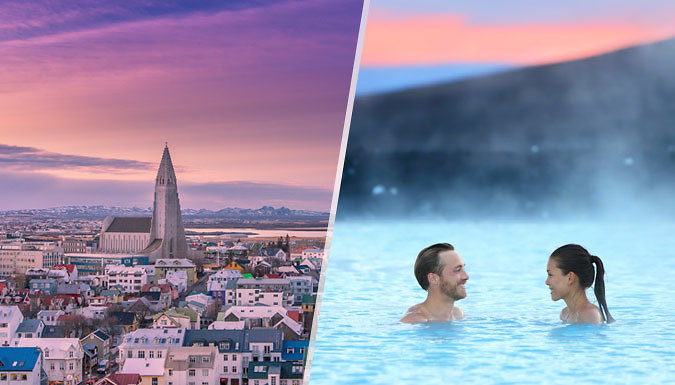 Reykjavík, Iceland: 2-4 Night Stay With Flights Plus Optional Blue Lagoon Spa Trip - Up to 46% Off