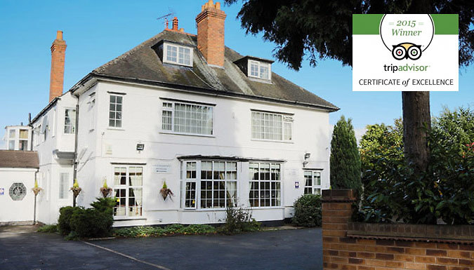 DDDeals - Loughborough, Leicestershire: 1-2 Night Stay For Two With Breakfast - Save Up To 38%