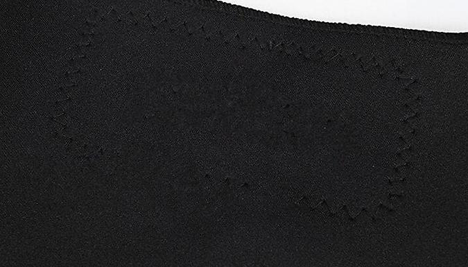 Heated Back & Shoulder Relief Belt - 4 Sizes