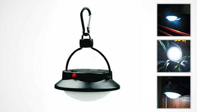 60 LED Hanging Lamp