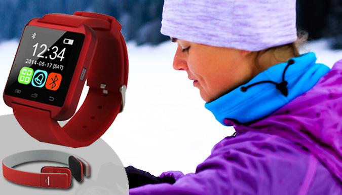 DDDeals - Bluetooth Smart Watch and Headphones Bundle
