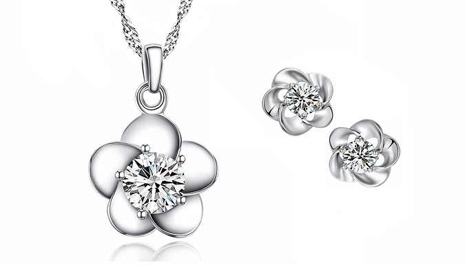 Blossom Duo Jewellery Set