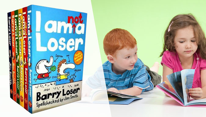 Cheapest price of 'Barry Loser' 6-Book Collection in new is £19.99