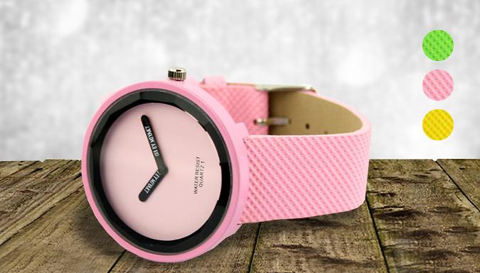 Casual Quartz Watch