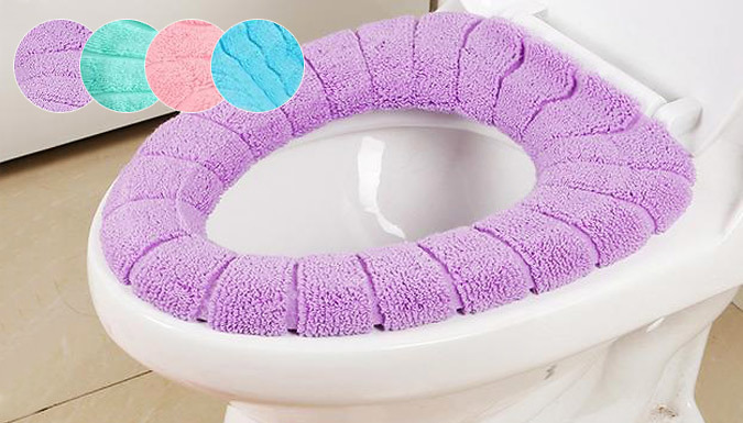 Toilet Seat Cover  4 Colours
