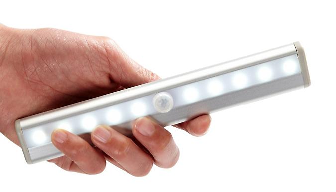 BrightBox Wireless Motion Sensor LED Multipurpose Lights - 1, 2, 3 or 4