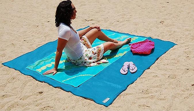 Magic Anti-Sand Beach Mat - 3 Colours