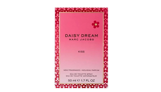 Marc Jacobs Daisy Dream Kiss EDT Spray 50ml