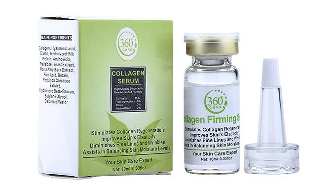Collagen Serum - 1, 2 or 3 Pack