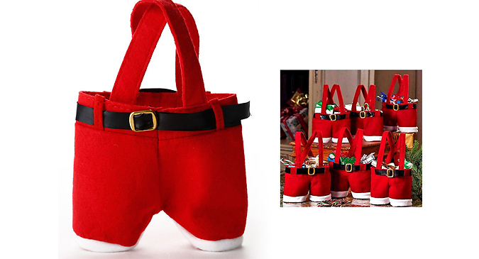 Compare retail prices of 'Santa Pants' Gift Stocking Fillers - 1 or 2 to get the best deal online