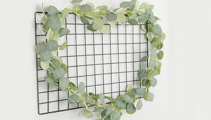 Artificial Hanging Plant - 6 Designs