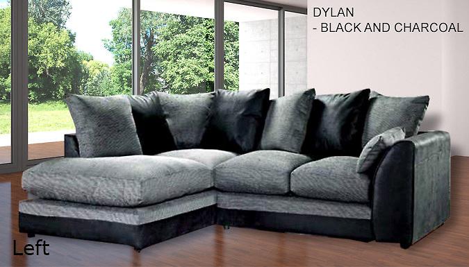L-Shape Corner Sofa - 4 Designs