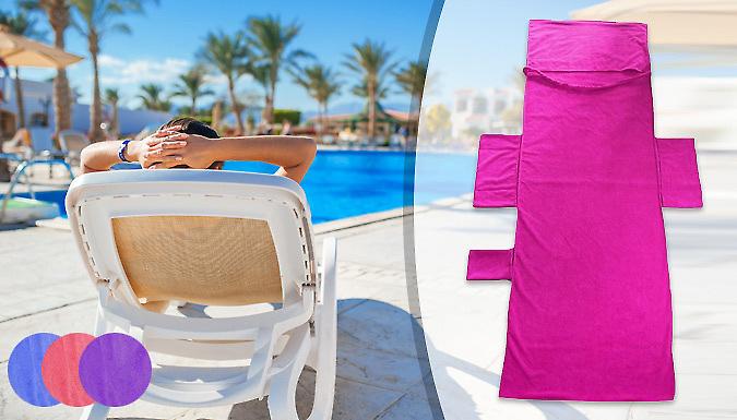 Towel Lounger Bag - 3 Colours