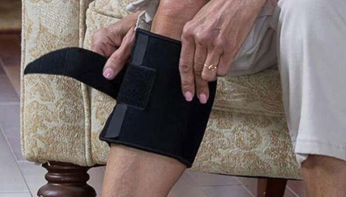 Acupressure Leg Support Brace - 1 or 2