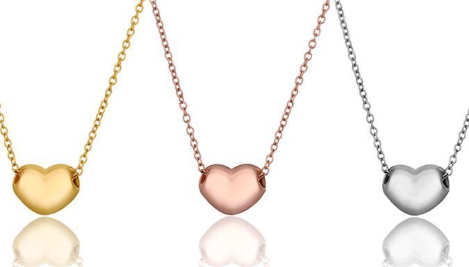 Enigma Heart Pendant