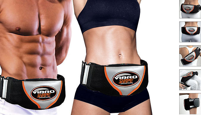 Vibro Shape Abs Toning Belt