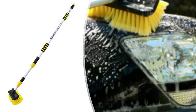Rolson Telescopic Water Fed Brush