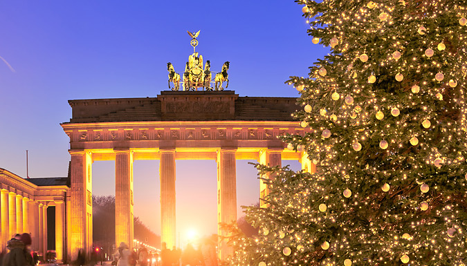 3-4 Night 4* Christmas Market Break With Hotel, Flights & Breakfast from Adore Holidays