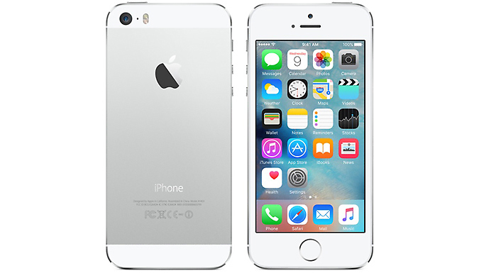 Buy Brand New Apple iPhone 5S in 2 Colours - 16GB