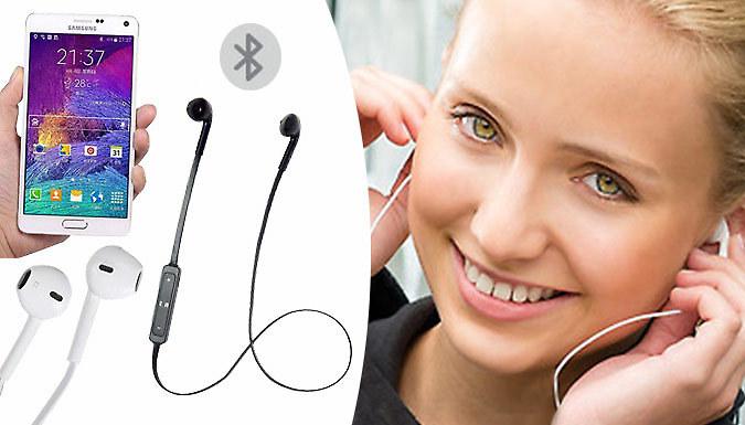 Wireless Bluetooth Headset  2 Colours
