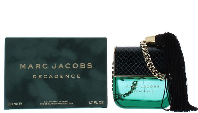 Marc Jacobs Decadence For Her - 30ml or 50ml