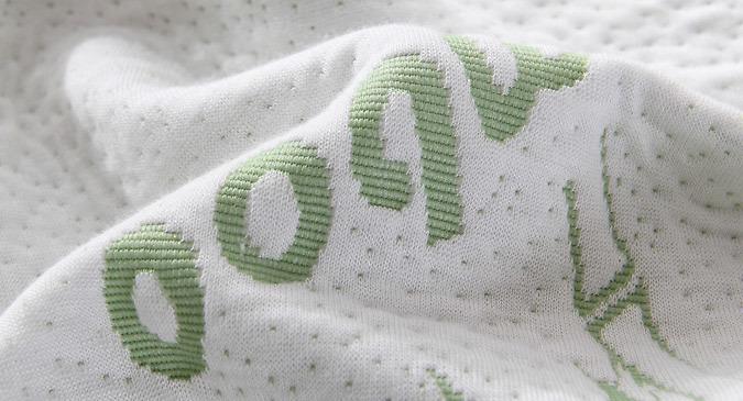 Bamboo Memory Foam Mattress Topper & 2 Optional Pillows - 4 Sizes!