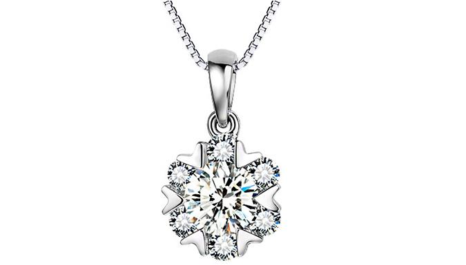 Crystal Necklace Cheryl