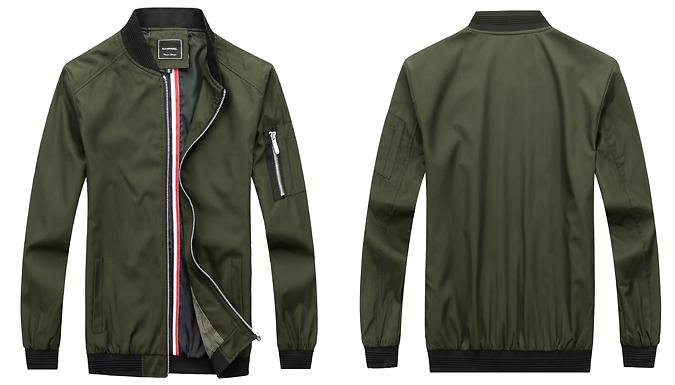 Dylan Bomber Jacket - 4 Colours