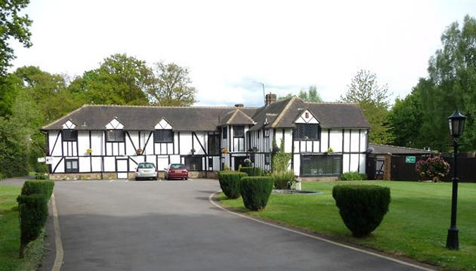 High Weald, Sussex: 1-3 Night Stay For Two With Dinner and Chocolates
