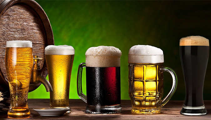 Compare retail prices of 'Mastering Beer Brewing' Online Course to get the best deal online