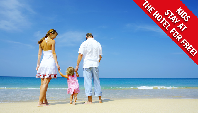 Alanya, Turkey: 7-Night All-Inclusive Family Spa Hotel Stay With Massage & Flights