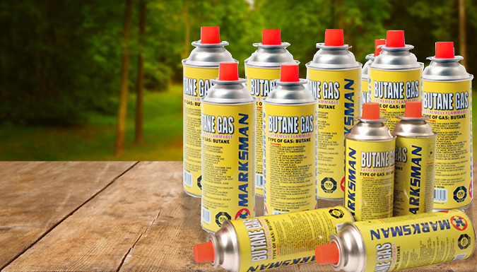 28 Butane Gas Canisters
