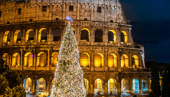 2-3 Night Christmas Market Break With Flights from Jetline Travel