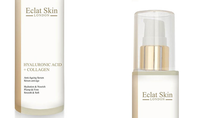 2-in-1 Hyaluronic Acid & Collagen Serum by Eclat Skin