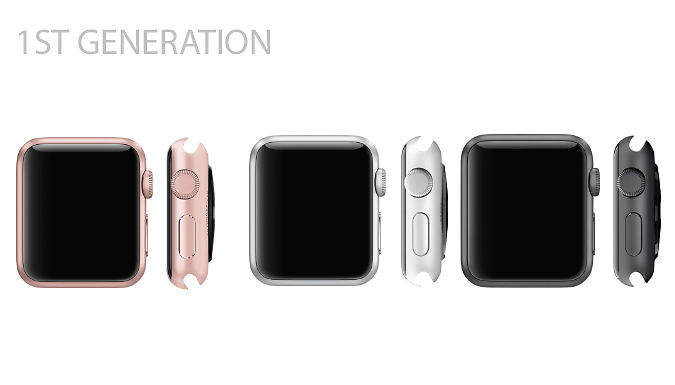 Apple Watches - 1st Generation, Series 1, 2 & 3 cheapest retail price