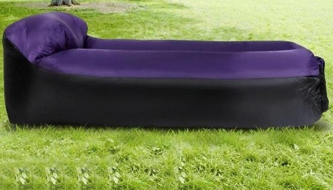 Inflatable Lounge Chair - 4 Colours