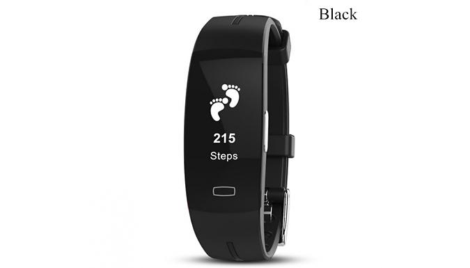 Bluetooth Smart Watch - 4 Colours