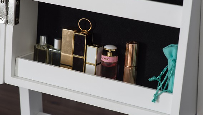 Jewellery Cabinet Mirror